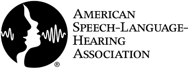 American Speech-Langugage Hearing Association Logo